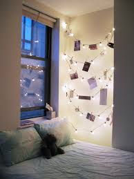 Classy Dorm Rooms by 26 Brilliant Ways To Decorate With String Lights In Your Home