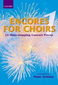 encores for choirs 1 sheet sheet plus