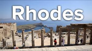 rhodes travel guide book top 10 things to do in rhodes island greece youtube
