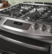 Slide In Cooktop Ge Pgs950sefss 30 Inch Slide In Double Oven Gas Range With