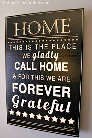 thankful quotes for thanksgiving spice up your dining room for the holidays for under 20 four