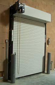 Overhead Roll Up Door Backyards Commercial Doors Direct Rolling Steel And Overhead Roll