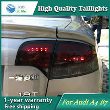 audi a4 tail lights car styling tail l for audi a4 b7 tail lights led taillight rear