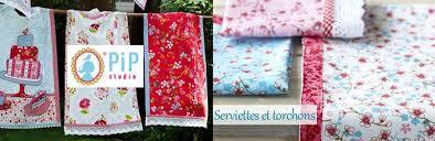 vente de serviettes de table torchons pip studio motifs