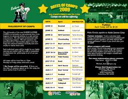 100 basketball camp brochure template 15 basketball flyer