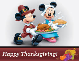 disney mickey and minnie mouse happy thanksgiving wallpaper