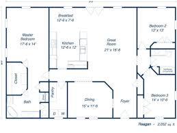 house plan metal building floor plans with living quarters steel
