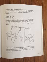 Chair Lifting Experiment Fun With Simple Machines Wheels At Work By Bernie Zubrowski And