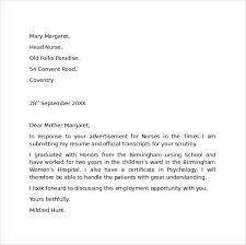 Resume Covering Letter Samples Free by Employment Cover Letter Template Free Samples Examples Format