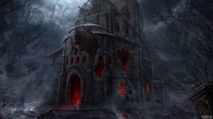 scary halloween wallpapers hd gothic wallpapers for house wall wallpapersafari