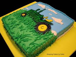 farm tractor birthday cakes farm and tractor birthday cakes