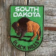 South Dakota travel towel images 46 best national parks vintage souvenir travel patches images on jpg