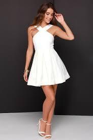 best 25 white semi formal dress ideas on graduation