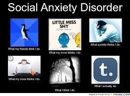 Social Anxiety Meme - youcanovercomesocialanxiety s soup