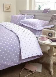 Lilac Bedding Sets 100 Brushed Cotton Flannelette Duvet Quilt Cover Bed Sets Quilt