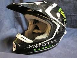 monster motocross helmets dnc one kombat motocross helmet small 55 56 cm black monster energy