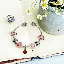 charm bead bangle bracelet images Filigree screw clasp sterling bangle bracelet bead jpg