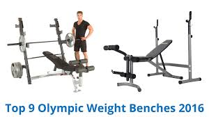 Weight Bench Olympic 9 Best Olympic Weight Benches 2016 Youtube