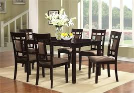 solid oak dining table and 6 chairs solid wood dining table and chair solid wood dining table with 6