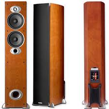 Polk Audio Rti A3 Bookshelf Speakers Polk Audio Rti A5 Floorstanding Speakers Av Australia Online