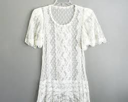 short wedding dress etsy