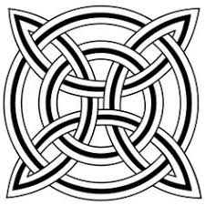 georgian knot ornament from temples 2008 on vectorstock