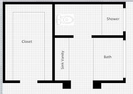 Bathroom Design Tool Free Bathroom Layout Design Tool 28 Images Using Excel As A Design