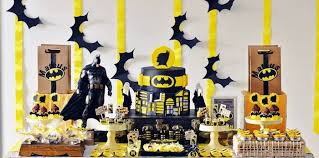 batman party ideas kara s party ideas batman birthday party