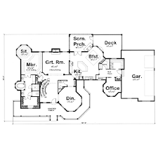 victorian style floor plans victorian style house plan 4 beds 3 50 baths 3524 sq ft plan