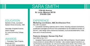 ideal resume best resume layout uxhandy