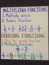 best 25 dividing fractions ideas on pinterest dividing