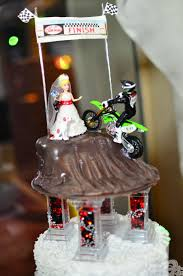 motocross helmet cake top of wedding cake moto related motocross forums message