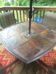 outdoor table top replacement wood replacement outdoor table tops replace glass patio table top with