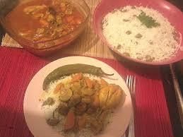 cuisine de sherazade la cuisine de sherazade riz vapeur au poulet et sauce hd