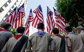 Eagle Scout Flag Boy Scouts Of America The Policy Remains Wrong Time