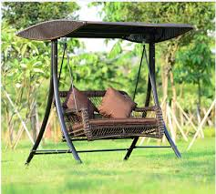 Outdoor Furniture Balcony by Outdoor Furniture Balcony Patio Garden Swing Hanging Chair Rocking