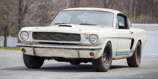classic ford cars this barn find 1966 shelby gt350 is gorgeous yours for 100 000
