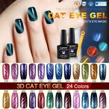 7 3ml 51023x canni easy soak off uv led nail gel cat eye gel