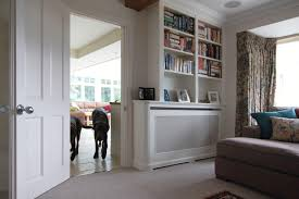 15 best ideas of radiator covers with bookshelves