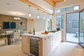 wine fridge ideas kitchen contemporary with quartz countertop with