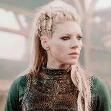 how to plait hair like lagertha lothbrok viking celtic medieval elven braided hair on pinterest