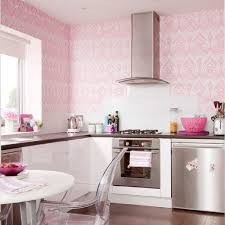 kitchen wallpaper ideas uk wallpaper in the kitchen what a brilliant idea