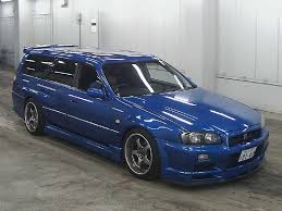 nissan skyline 2007 is that a nissan skyline gtr wagon