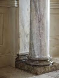 Marble Faux Painting Techniques - imitación mármol hotel fénix de madrid pintura decorativa
