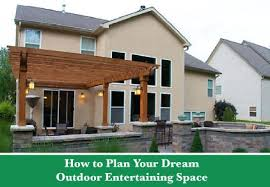 plan your house how to plan your outdoor entertaining space shearer