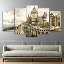 aliexpress com buy modern canvas wall art poster frame home