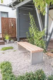 Gartenbank Selber Bauen Bauanleitung Diy Gartenbank Mit Beton Und Holz Leelah Lovesleelah Loves