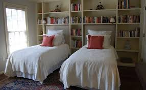 Beds With Bookshelves by Clever Furniture Combinations Bookcase Headboards