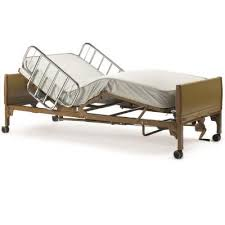 Hospital Bed Mattress Reviews Invacare 5410ivc Full Electric Hospital Bed U0026 Mattress Set