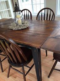 distressed wood table and chairs distressing a table nhmrc2017 com